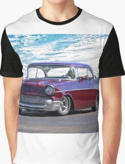 1957 Chevrolet Bel Air 'Wine Country' Graphic T-Shirt