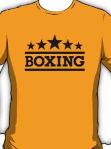 Boxing sports T-Shirt