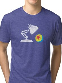 Luxo Jr Worn Tri-blend T-Shirt