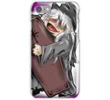 Black Butler Chibies - Undertaker iPhone Case/Skin
