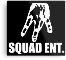 Squad Ent. Metal Print
