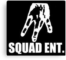 Squad Ent. Canvas Print