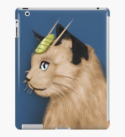 Painting Series - Meowth iPad Case/Skin