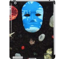 Mother nature grave iPad Case/Skin
