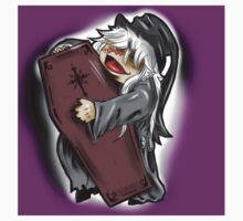 Black Butler Chibies - Undertaker T-Shirt