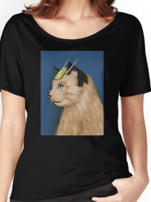Painting Series - Meowth Women's Relaxed Fit T-Shirt
