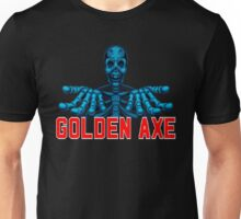 GOLDEN AXE SKELETON Unisex T-Shirt