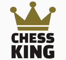 Chess king by Designzz