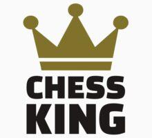 Chess king Kids Tee