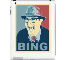 BING! iPad Case/Skin