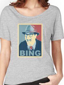 BING! Women's Relaxed Fit T-Shirt