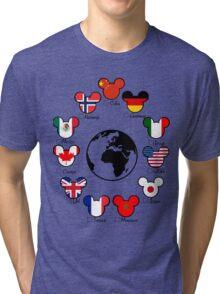 Epcot Tri-blend T-Shirt