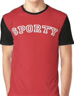 Sporty Spice Graphic T-Shirt