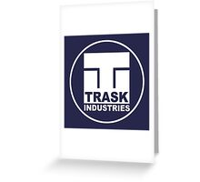 Trask Industries Greeting Card