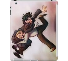 Bring Out Your Dead! BBC Sherlock Monty Python crossover iPad Case/Skin