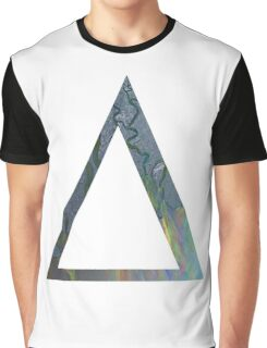 Alt-j An Awesome Wave Triangle Border Graphic T-Shirt