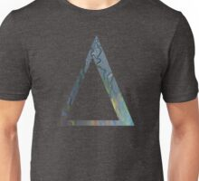 Alt-j An Awesome Wave Triangle Border Unisex T-Shirt