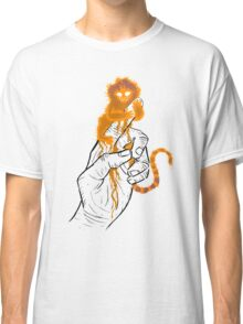 The Pointing Monkey Classic T-Shirt