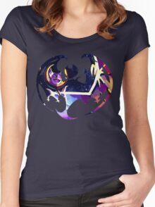 Lunaala Women's Fitted Scoop T-Shirt