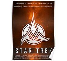 Star Trek - The Klingon Empire Poster