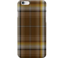 01647 Bear Tartan  iPhone Case/Skin