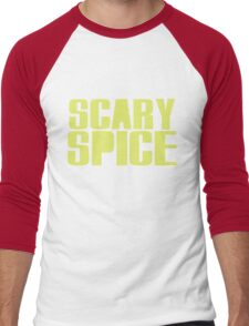 Scary Spice Men's Baseball ¾ T-Shirt