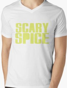 Scary Spice Mens V-Neck T-Shirt