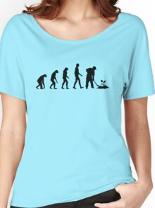 Evolution Gardening Women's Relaxed Fit T-Shirt