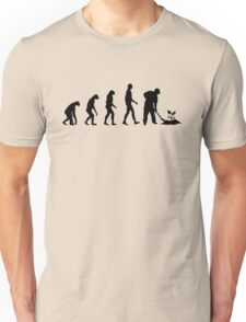 Evolution Gardening Unisex T-Shirt