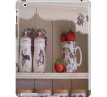 Little dresser iPad Case/Skin