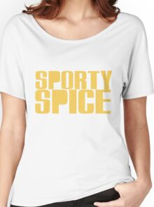 Sporty Spice Women's Relaxed Fit T-Shirt