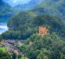 Hohenschwangau Castle by Imagery