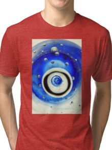 Glass Bubble Original © Vicki Ferrari Tri-blend T-Shirt