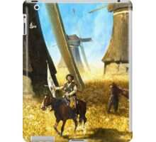 Giants on the Plains iPad Case/Skin