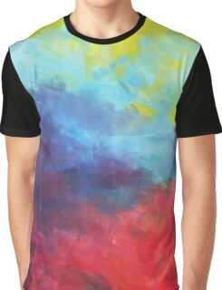 Summer Colours Graphic T-Shirt