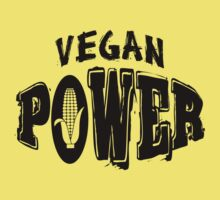Vegan Power by nektarinchen