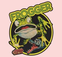 Frogger One Piece - Long Sleeve