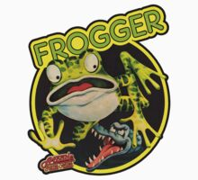 Frogger One Piece - Short Sleeve