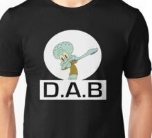 -DAB- Squidward Unisex T-Shirt