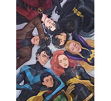 BATFAM Photographic Print