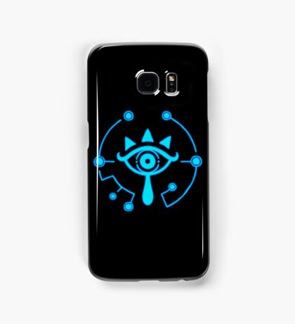 Sheikah Slate - Legend of Zelda - Breath of the Wild Samsung Galaxy Case/Skin