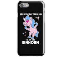 Einhorn Tier iPhone Case/Skin