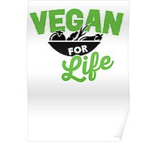 This is what a vegan looks like Poster