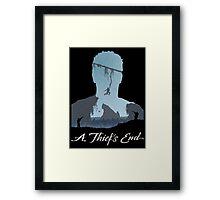 UC4 Drake 2 Framed Print