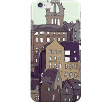 Edinburgh View iPhone Case/Skin