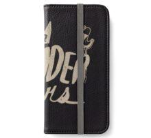The Wonder Years iPhone Wallet/Case/Skin