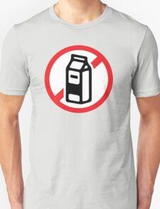 No milk - no dairy Unisex T-Shirt