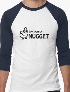 I'm not a nugget Men's Baseball ¾ T-Shirt