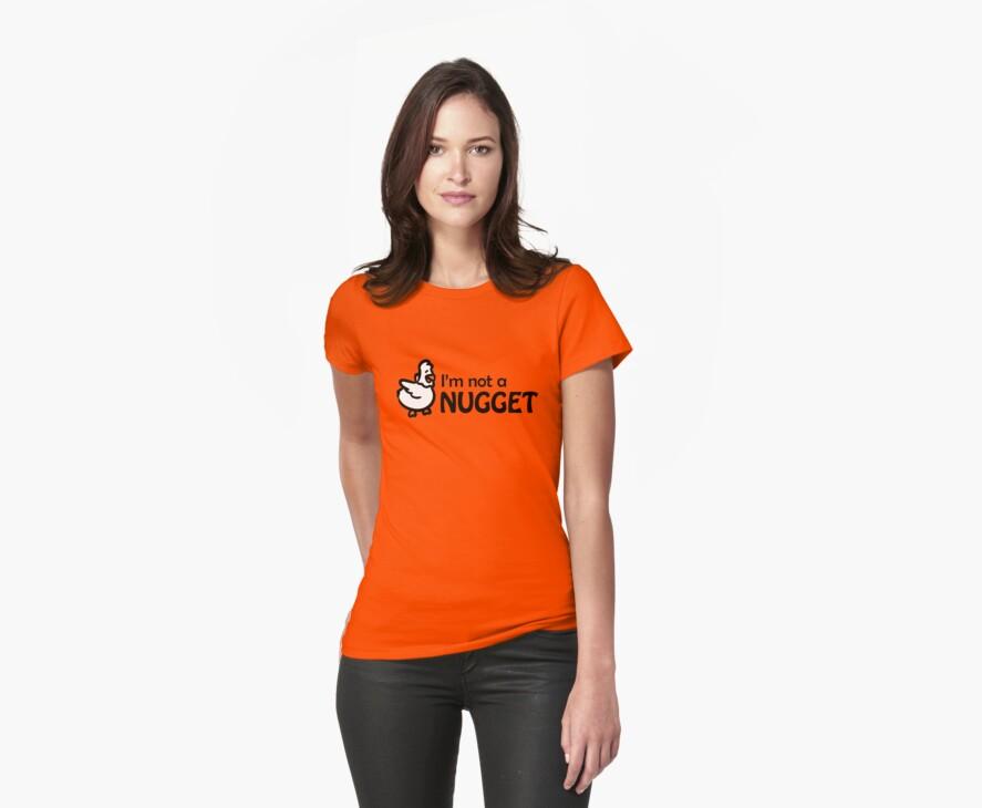 I'm not a nugget by nektarinchen