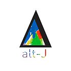 Alt-j This Is All Yours Triangle (with name) by danielprez96